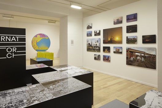 BOLD: Alternative Scenarios for Chicago. Foto Tom Harris, © Hedrich Blessing. Cortesia de Chicago Architecture Biennial