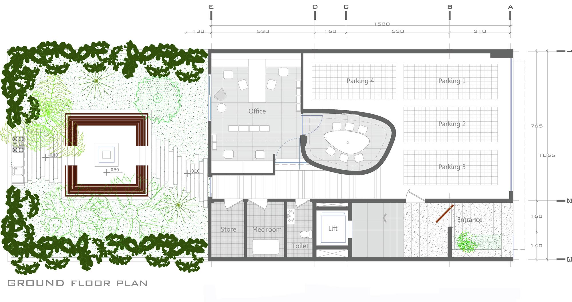 Gallery Of 144 House Apartment Ali Sodagaran Nazanin