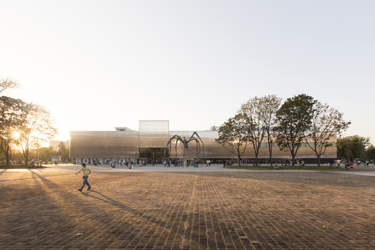 Garage Museum of Contemporary Art / OMA. Image © Laurian Ghinitoiu