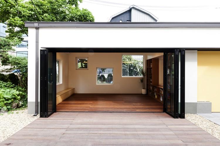 Sorgo Arts School / design studio in tu:ne, © Yongkyu Lee