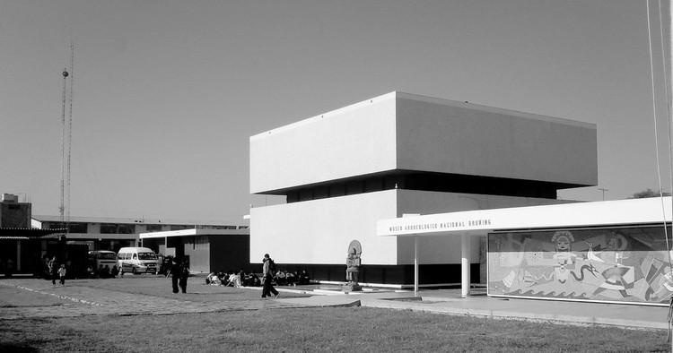 Clásicos de Arquitectura: Museo Arqueológico Nacional Hans Heinrich Brüning / Celso Prado Pastor, © Pool Porta Guerrero