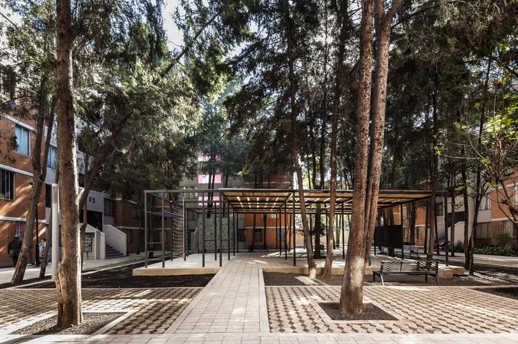 Construyendo Común-Unidad / Rozana Montiel | Estudio de Arquitectura, © Sandra Pereznieto