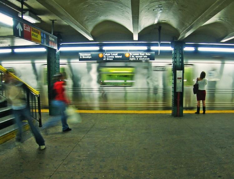 Metro de Nueva York. Image © moriza, vía Flickr