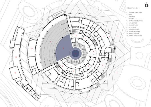 Bespoke Theatre Stufish Entertainment Architects Arch