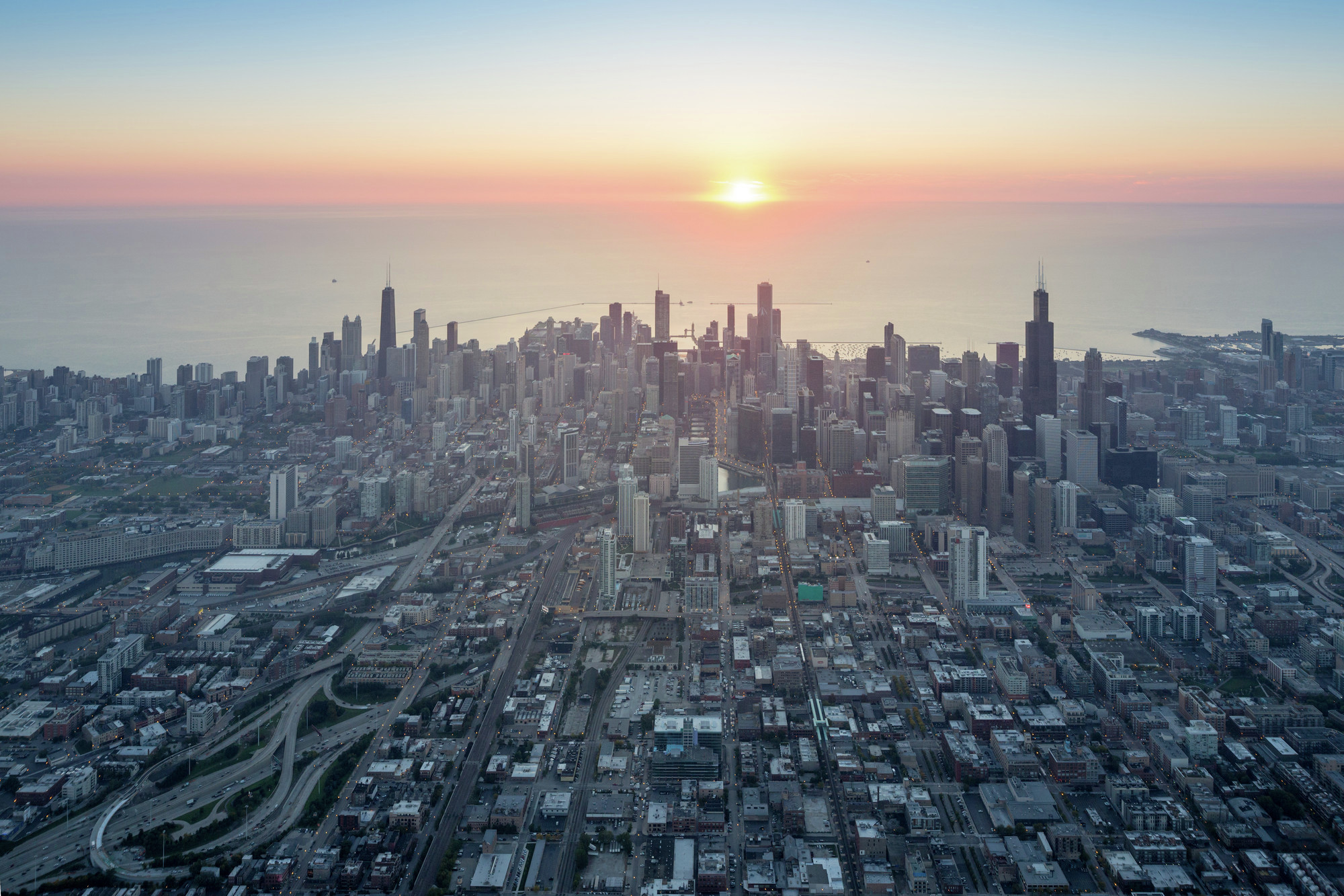 patrik schumacher tag archdaily an image from iwan baan s chicago photo essay image acirccopy iwan baan