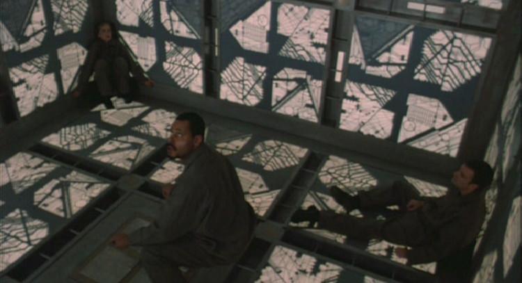 'Cube'. Dirigida por Vincenzo Natali, 1998. Image