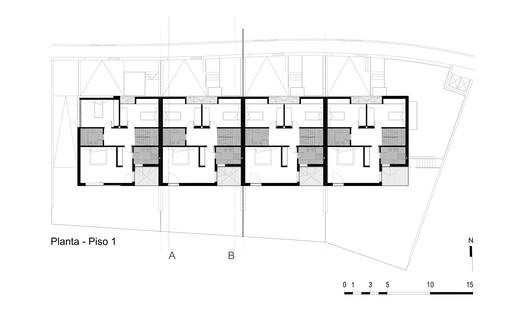 Floor Plan / Lots 1-4