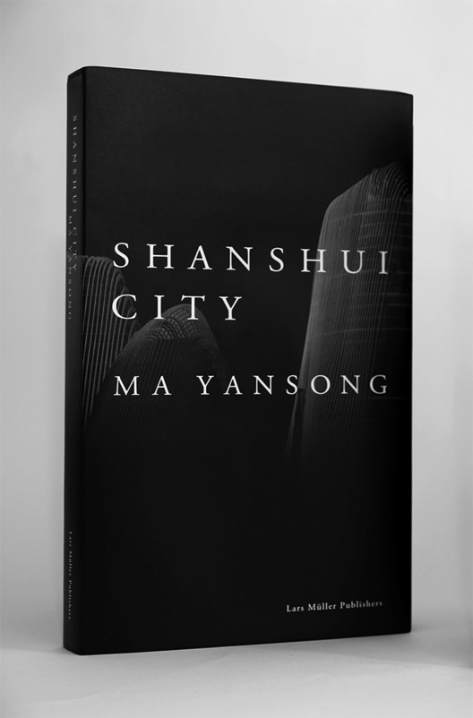 """Shanshui City"" by Ma Yansong, Lars Muller Publishers"