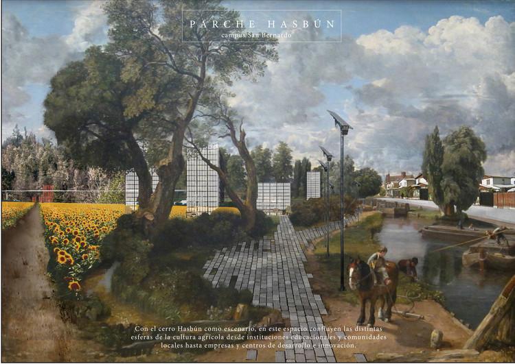 Campus San Bernardo. Image Cortesía de Santiago Cerros Isla