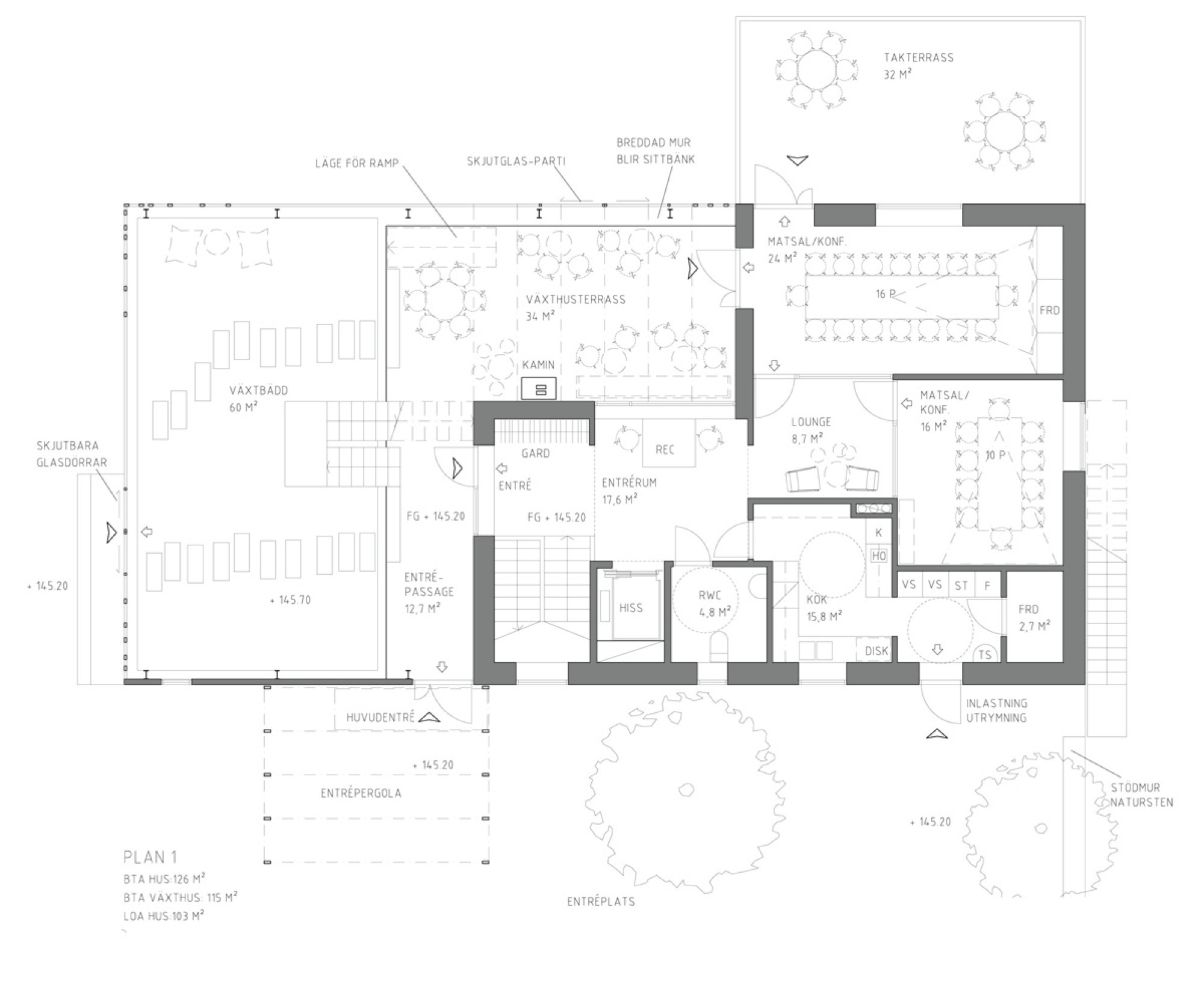 Sala phuket design