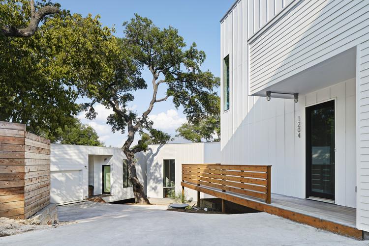 Residencias Woodland / Derrington Building Studio, © Craig Washburn