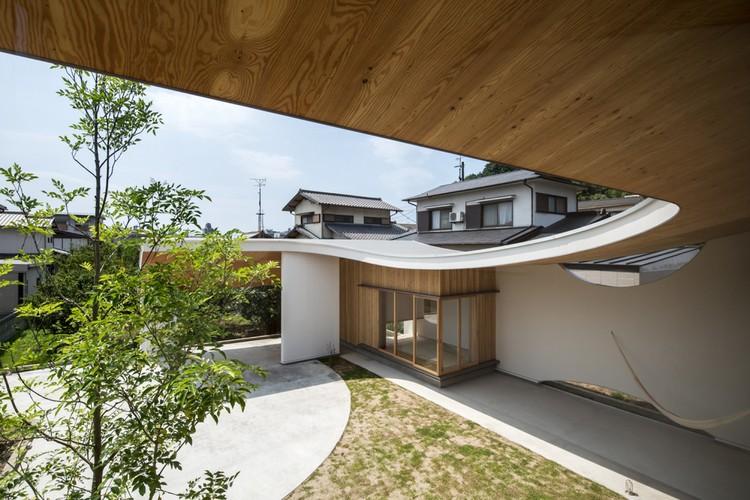 Shawl House / y+M, © Yohei Sasakura / Sasa no kurasya