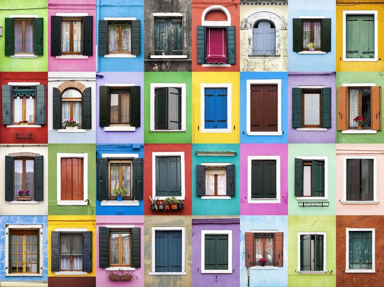 Ventanas del Mundo / André Vicente Gonçalves, Burano, Itália © André Gonçalves