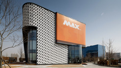 Max Show Center / PRAXiS d'ARCHITECTURE