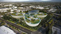 HOK Designs Apple's Newest Silicon Valley Campus
