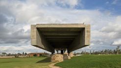 Driving Range Público  / Javier Corvalán + Laboratorio de Arquitectura