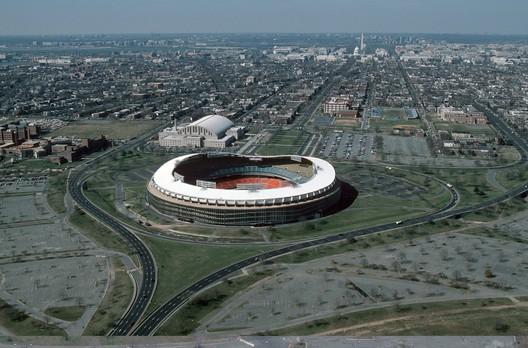 RFK Stadium in 1988. Image © Ken Hammond
