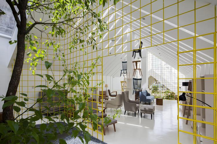 Mueblería Thao Ho Home / MW archstudio, © Hiroyuki Oki