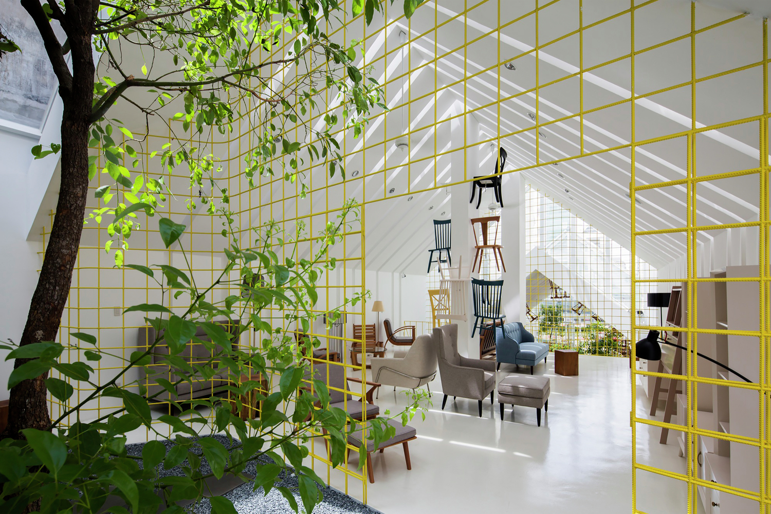 Thao Ho Home Furnishings / MW archstudio