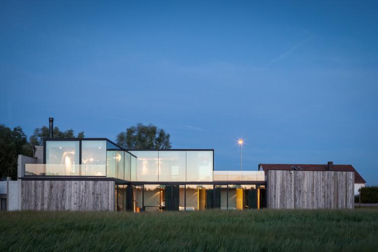 Casa Graafjansdijk / Govaert & Vanhoutte Architects, © Tim Van de Velde