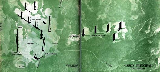 Cidade universitária de Tucumán, em Revista Nuestra Arquitectura nº 254 (Set. 1950)
