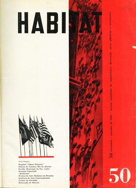 Habitat - Revista das Artes no Brasil 50 (1958)