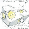 Ex of In House. Image © Steven Holl Architects