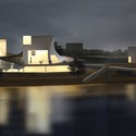 John F. Kennedy Center for Performing Arts Expansion. Image © Steven Holl Architects