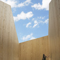 Wood Blocks / dRMM Architects. Imagem Cortesia de New London Architecture