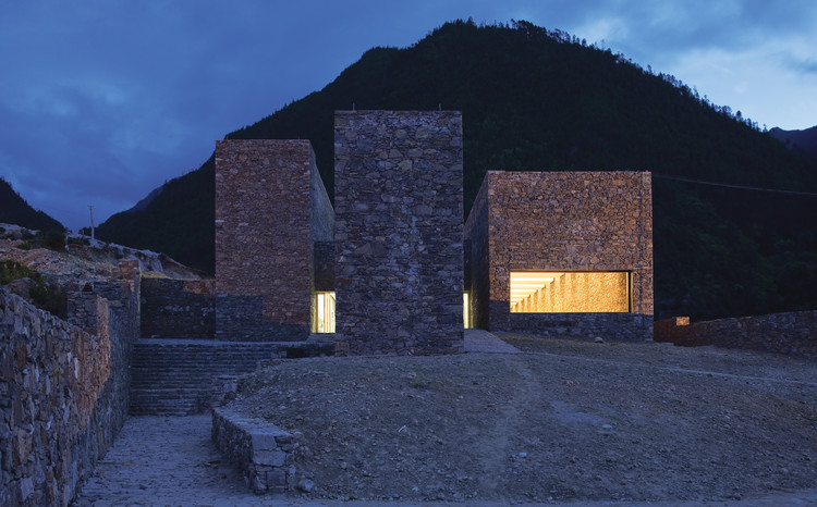 Tibet Namchabawa Visitor Centre / standardarchitecture, Courtesy of standardarchitecture