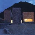Centro de Visitantes Namchabawa / standardarchitecture