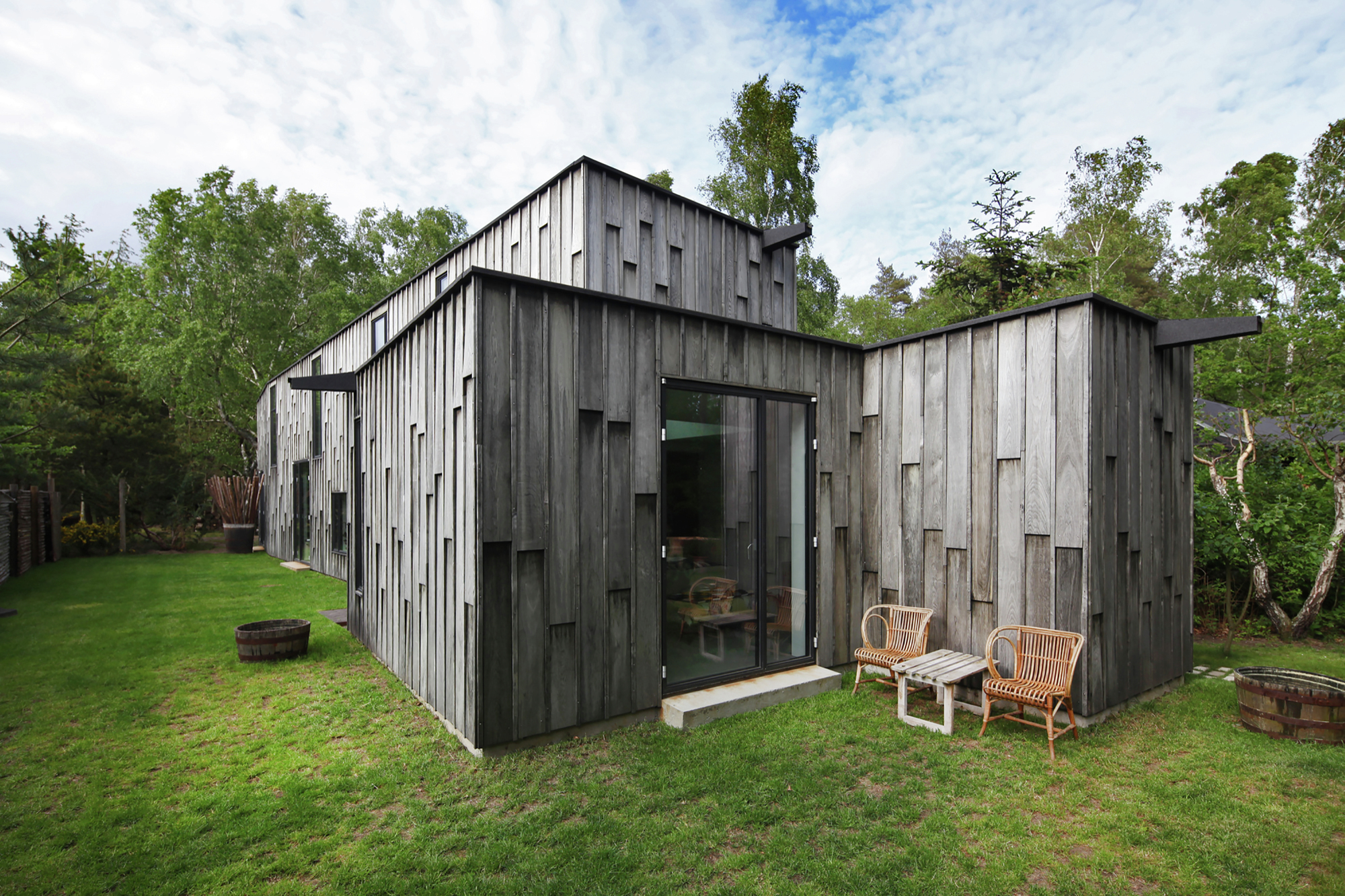 Forest House Primus Architects Archdaily