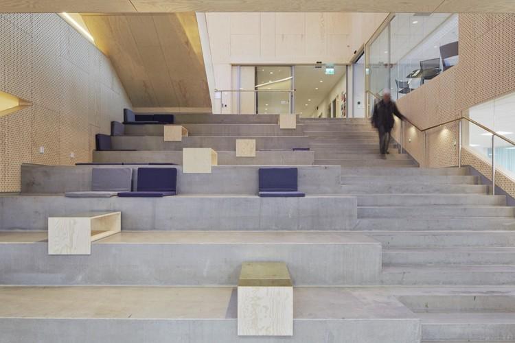 Cultural Center in Landvetter / Fredblad Arkitekter , © Per Kårehed