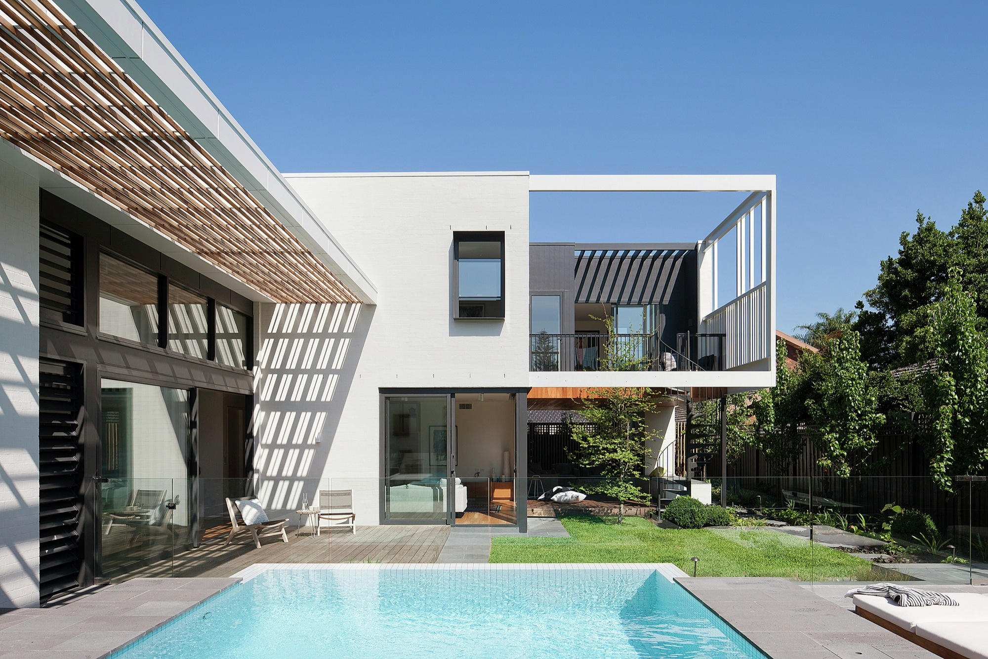 Gallery of Stepping House / Bower Architecture - 5