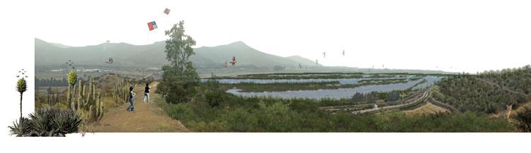 Cerro Los Morros. Image Cortesía de Santiago Cerros Isla