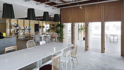 café/day / Schemata Architects