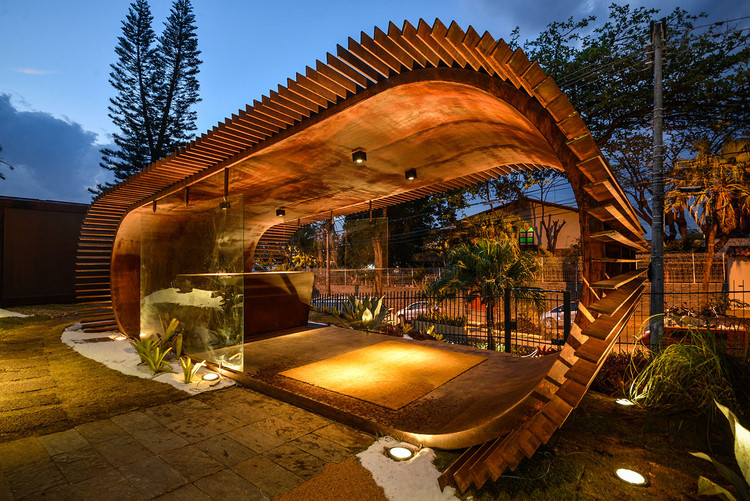 Pabellón Pamp. / João Diniz Arquitetura, © Bel Diniz