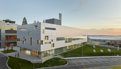 Chu Hall - Solar Energy Research Center / SmithGroupJJR