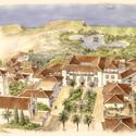 Proyecto de Plaza Mayor para Villa Erques (Tenerife, España). Image Cortesía de Premio Rafael Manzano