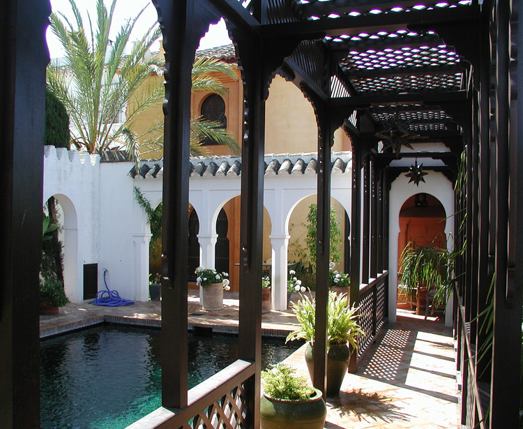 Vivienda en Las Lomas (Marbella, España). Image © Donald Gray