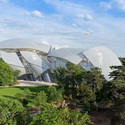 Foundation Louis Vuitton; Paris, França. Cortesia de The Leading Culture Destinations Awards