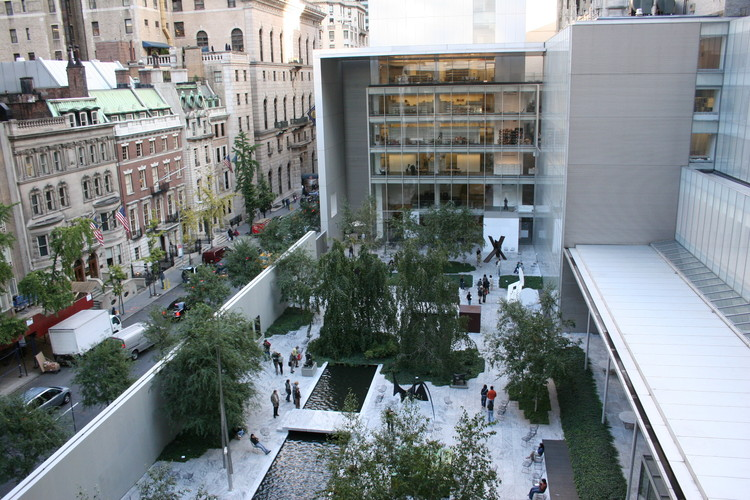 Museum of Modern Art; New York, United States of America. Image Courtesy of The Leading Culture Destinations Awards