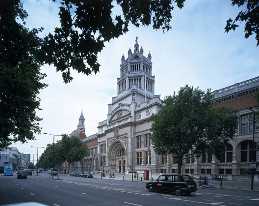 Victoria & Albert Museum; Londres, Reino Unido. Cortesia de The Leading Culture Destinations Awards
