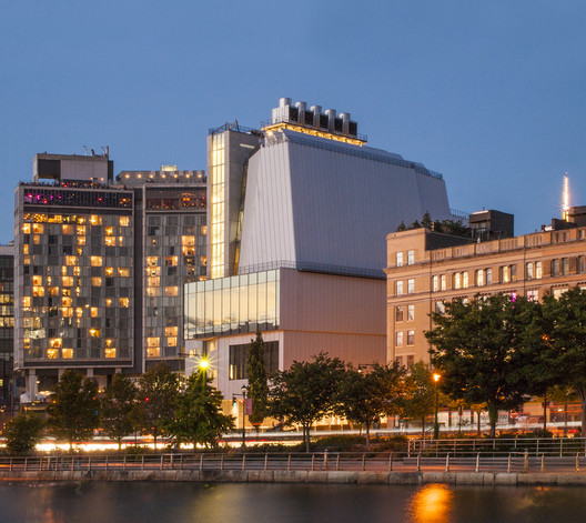Whitney Museum of American Art, New York (EUA). Cortesia de The Leading Culture Destinations Awards