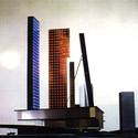 C3 Maastowers. Image Courtesy of OMA