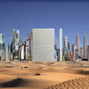 Dubai Renaissance. Image Courtesy of OMA
