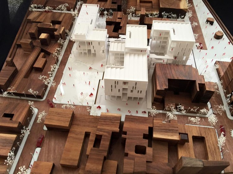 Contexto Urbano. Image Cortesía de KUXTAL