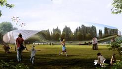 Sordo Madaleno Arquitectos presenta PA-MX como obra itinerante para impulsar arte nacional