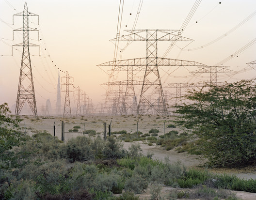 Florian Joye, Wires, 2009