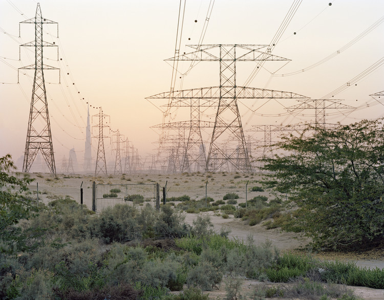 Grace of Intention: Photography, Architecture and the Monument, Florian Joye, Wires, 2009